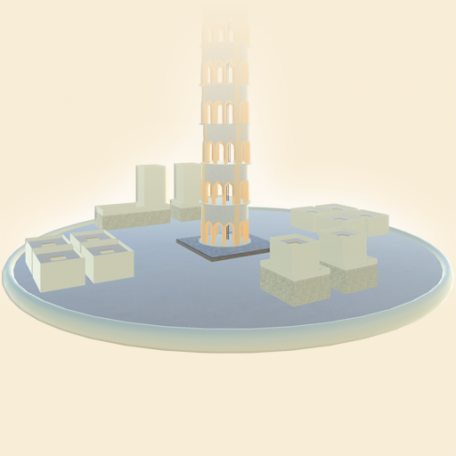 AR screenshot TowerOfBabel
